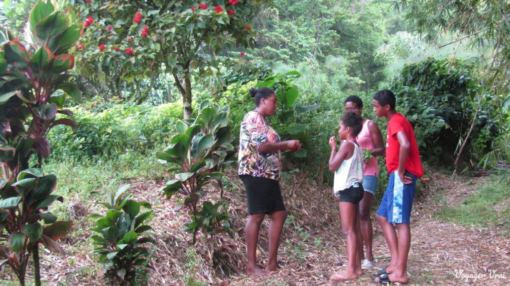 Visite du domaine - Agritourisme