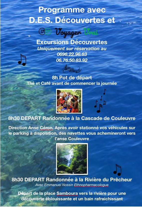 Programme Jazz & Nature