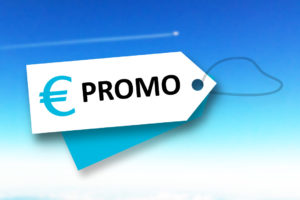 Promo billets d'avion