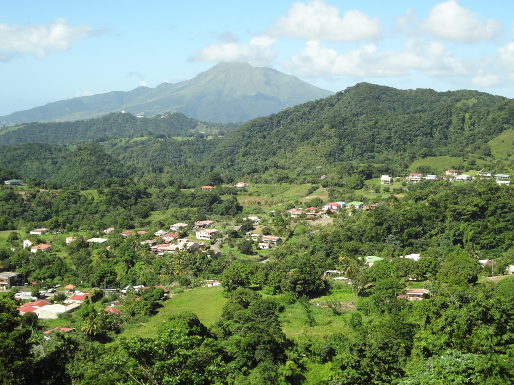 Randonnée Martinique - Morne Vert