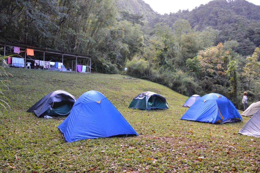 Randonnée Martinique - Bivouac Morne Vert