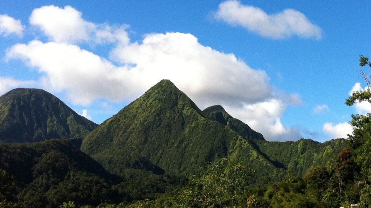 Randonnée Bivouac Voyager Vrai - Pitons du carbet